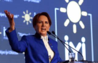 İYİ Parti'nin Cumhurbaşkanı adayını açıkladı