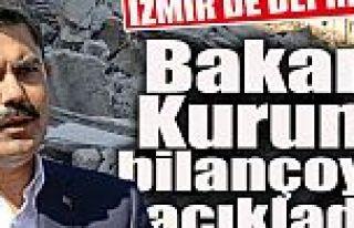 İzmir depremindeki son bilanço açıklandı: 21...