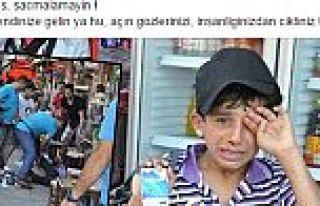 İzmir'de Suriyeli çocuğa ölesiye dayak
