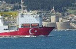 Karadeniz'de bulunan dev doğalgaz rezervi Rumları...