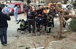 Kilis'te okulda patlama! Ölü ve yaralılar var