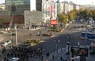 Kızılay Meydanı'nın da adı değişiyor