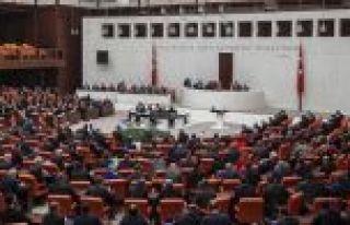 Libya tezkeresi Meclis'e sunuldu