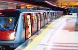 Topbaş: Mecidiyeköy- Mahmutbey metro hattı 2019'un...
