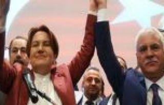 Meral Akşener'in kuracağı yeni partinin ismi belli...