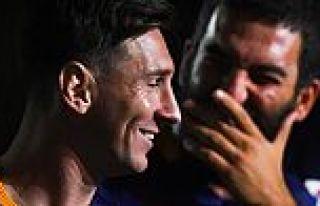 Messi'den Arda yorumu: O bir dünya yıldızı!