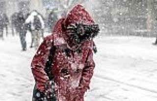 Meteoroloji alarm verdi: İstanbul'da kar yağışı...