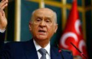 MHP Genel Başkanı Bahçeli: Cumhurun ittifak ruhu...