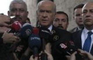 MHP Genel Başkanı Bahçeli: İstanbul'da yeni bir...