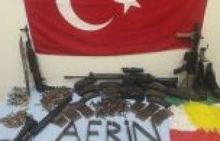 MİT ve emniyet birimlerinden Afrin'de terör operasyonu:...