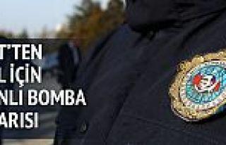 MİT'ten 6 il için canlı bomba uyarısı!