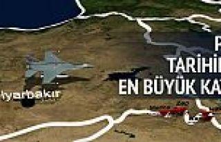 PKK'da tarihin en büyük kaybı