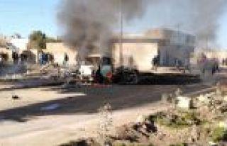 PKK/YPG Tel-Halaf'ta sivillere saldırdı: 5 sivil...