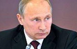 Putin: Türk müteahhitlerle yeni anlaşma yapılmayacak