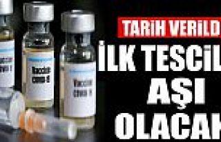 Rusya'da koronavirüs aşısının tescil edileceği...