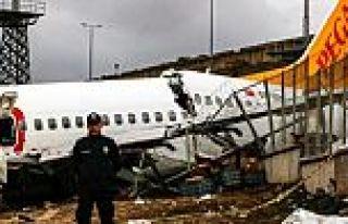 Sabiha Gökçen'deki uçak kazasıyla ilgili yeni...