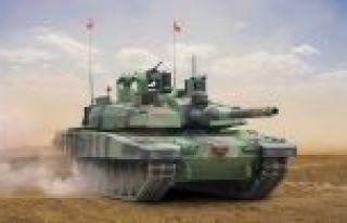 Sancak: TSK 24 ay sonra Altay'ı harp sahasında kullanacak
