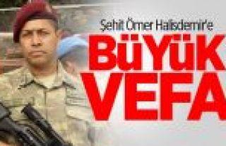 Şehit Ömer Halisdemir'in Adı Bayrampaşa'da Yaşatılacak