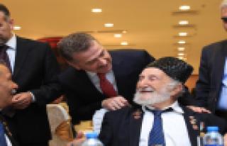 Şehit Yakınları ve Gaziler Gaziosmanpaşa`da Bir...