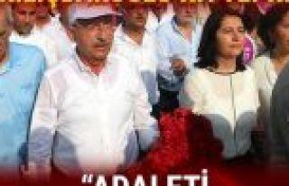 Şehit yakınları ve gazilerden Kılıçdaroğlu'na:...
