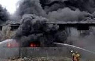 Sınırda 2 büyük patlama meydana geldi!