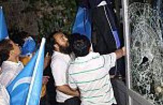 Şişli'deki Başkonsolosluğa saldırı