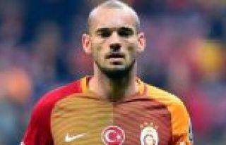 Sneijder'ın yeni takımı belli oldu