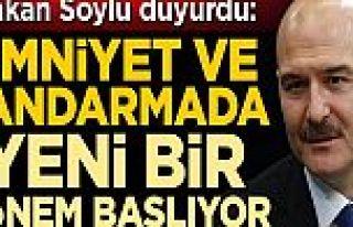 Süleyman Soylu duyurdu: Çevre, Doğa, Hayvan Koruma...