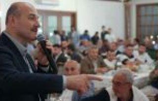 Süleyman Soylu'dan 'veri kopyalama' açıklaması
