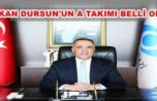 Sultangazi Belediyesinde Başkan Yardımcıları belli...