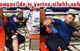 Sultangazi'de iş yerine silahlı saldırı! 1'i kadın...