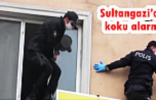 Sultangazi'de koku alarmı