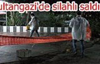 Sultangazi'de silahlı saldırı... Aracından iner...