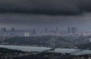 'Süper hücre' İstanbul'u böyle vurdu