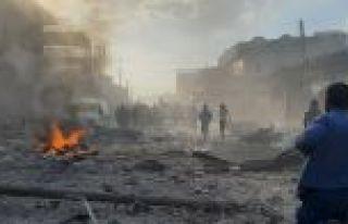Suriye'nin kuzeyinde bombalı terör saldırısı:...