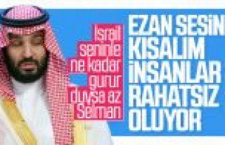 Suudi bakan ezan sesinin kısılmasını istedi