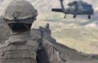 Terör örgütü PKK'ya yönelik 3 ilde 'Kıran-2...