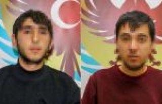 Teslim olan PKK'lı 2 terörist örgütte yaşadıklarını...