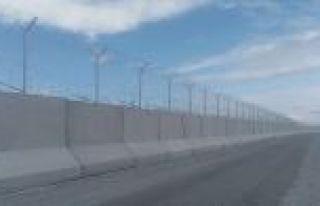 TOKİ, Suriye sınırındaki 564 kilometrelik güvenlik...