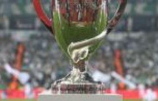 Türkiye Kupası'nda yarı final eşleşmeleri belli...