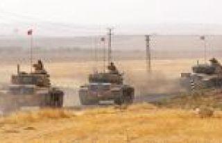 Türkiye Suriye'de bu kez terör örgütü PKK/PYD'ye...