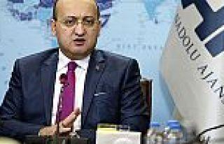 Yalçın Akdoğan: Sürece ihanet ettiler