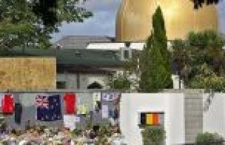 Yeni Zelanda'da terör kurbanları için büyük dayanışma