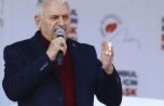 Yıldırım: İstanbul'da su faturasını yüzde 11...