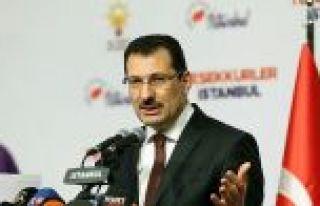 YSK'nın İstanbul kararına AK Parti'den itiraz