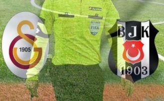 Beşiktaş-Galatasaray derbisinin hakemi