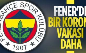 Fenerbahçe'de 1 futbolcu koronavirüse yakalandı