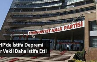 CHP Denizli Milletvekili Haşim Teoman Sancar partisinden istifa etti