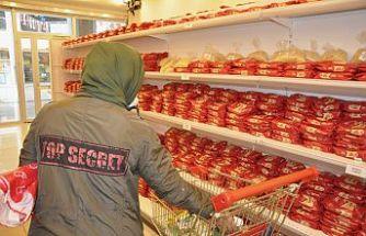 Eyüp'te Sosyal marketten 6 bin 500 aile faydalandı