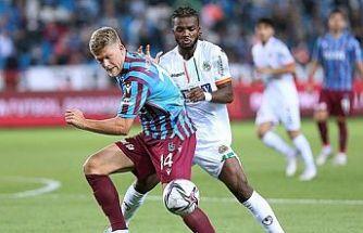 Trabzonspor liderlik şansını tepti!